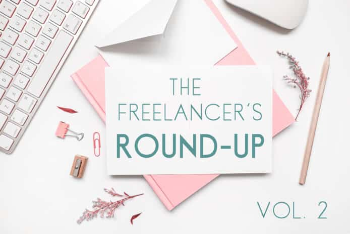 The Freelancer's Round-up Vol. 2