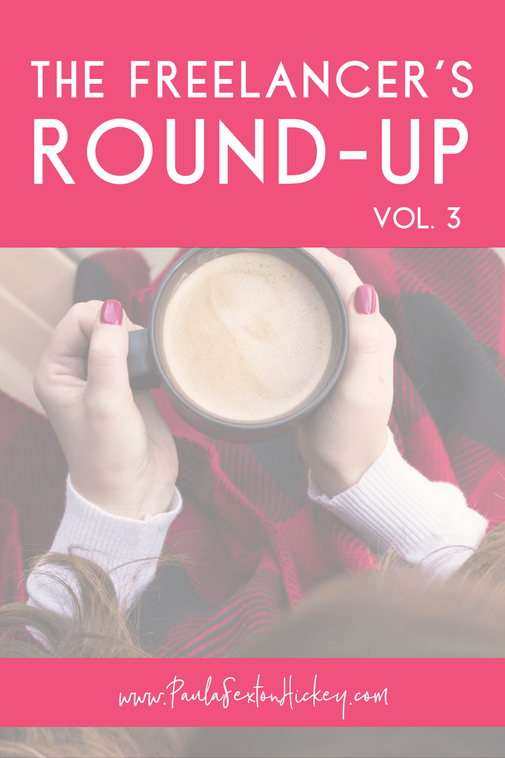 In this edition of The Freelancer's Round-up Vol. 3 we have tips for your welcome emails, SEO, blogging, and more all geared toward Freelancers!