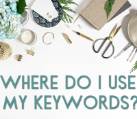 SEO: How to Use Keywords to Drive Traffic to your blog