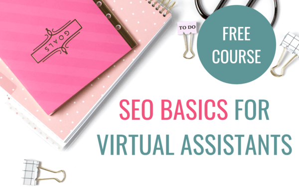 SEO Basics Course for VAs