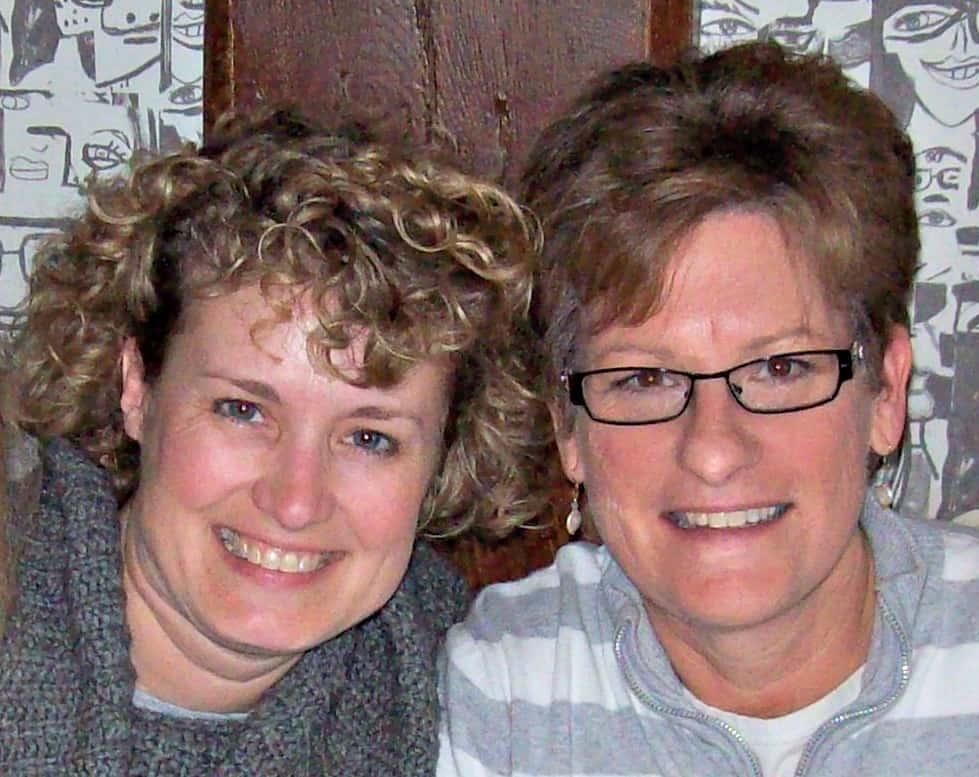Mel and Ann