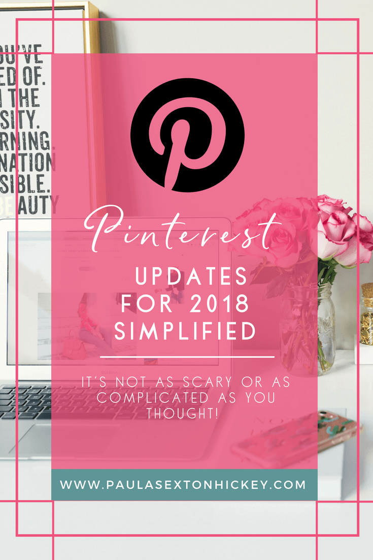 Pinterest Updates 2018 - What we know