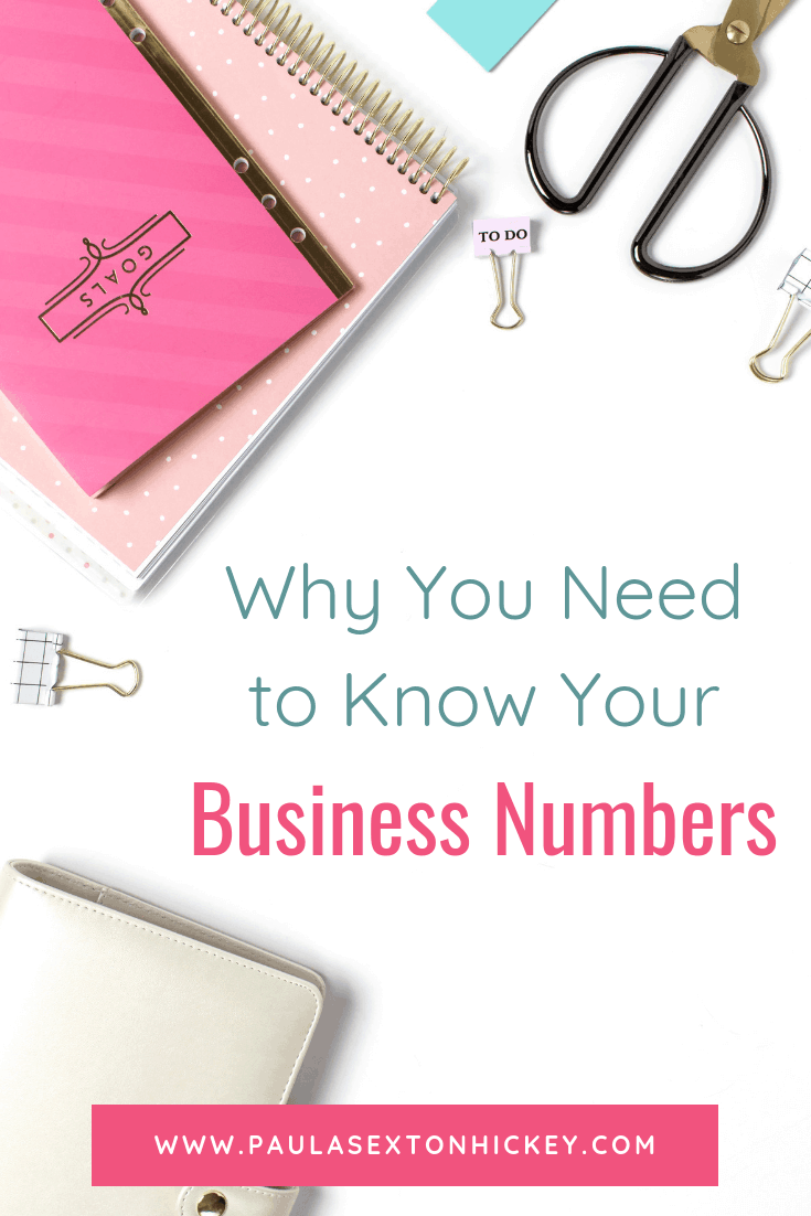 Learn which business numbers you need to keep a record of.