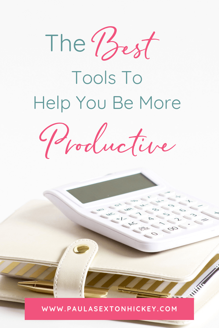 Tools to help you be more productive