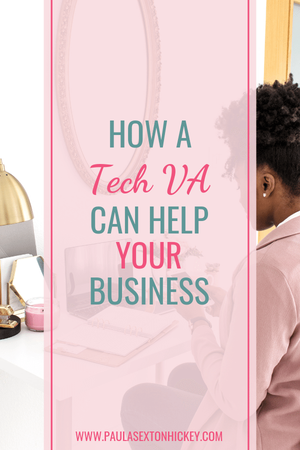 How a Tech Virtual Assistant Can Help Your Business