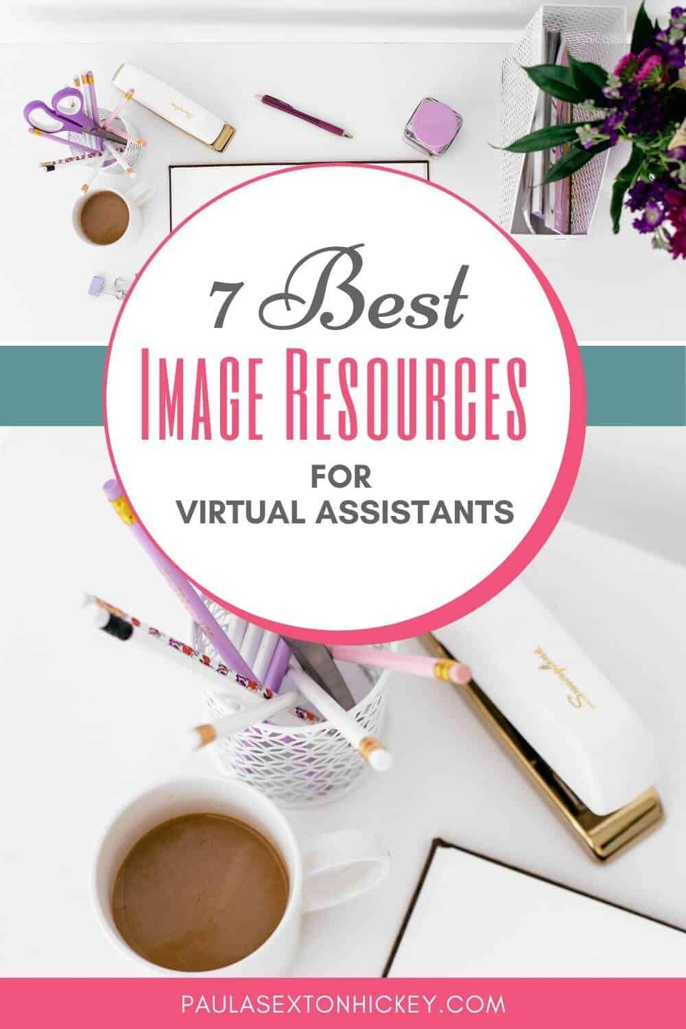 The Best Image Resources for Virtual Assistants